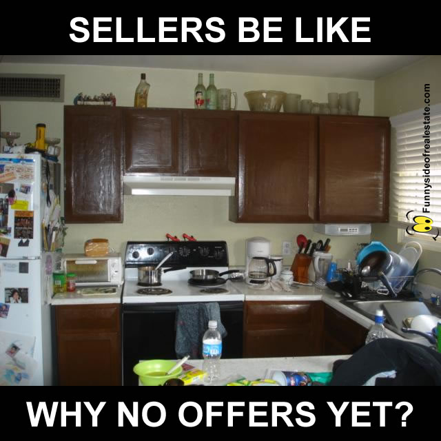 sellers-be-like